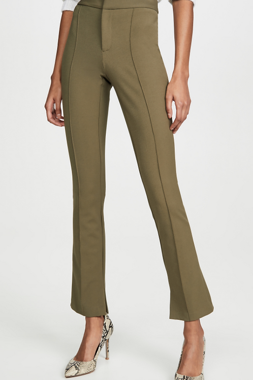 Bailey/44 Cora Tailored Pant in Army 408-2942