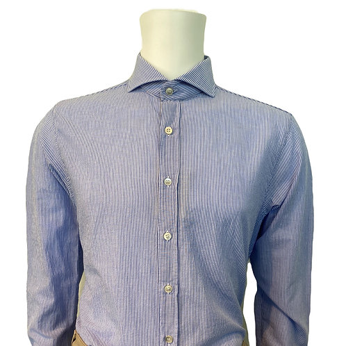 Haupt Pinstripe Dress Shirt 9233