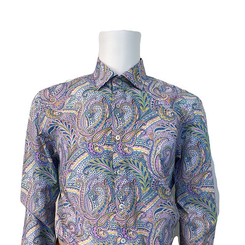 Haupt Paisley Dress Shirt 9401