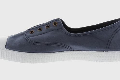 Victoria Inglesa Shoe in Jean 106623