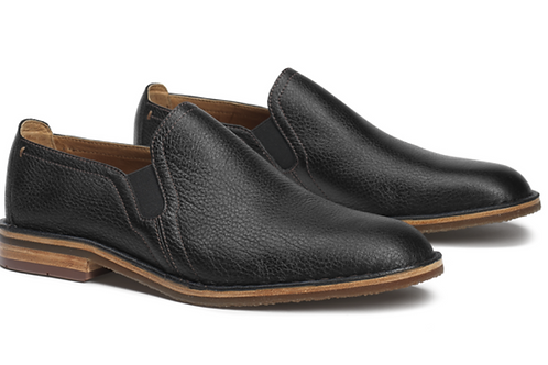 Trask Blaine Loafers in Black 03001075