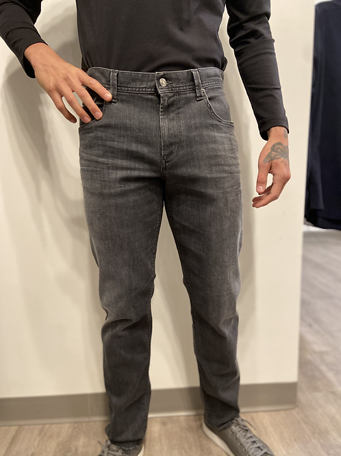 Alberto Stone Jean in Dark Grey 1287