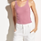 Thumbnail: Vince Broomstick Pleat Tank in Dusty Plum V578078174