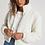 Thumbnail: Bella Dahl Puffer Jacket in White B4726-B58-300