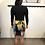 Thumbnail: Eva Varro Multi Short Pencil Skirt S12405