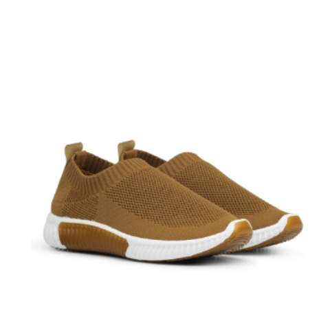 Ilse Jacobsen Brown Sneakers
