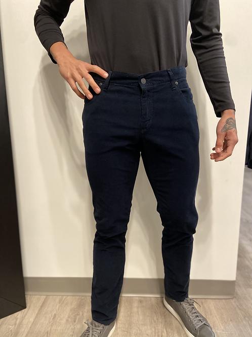 Alberto Navy Corduroy Jeans 1231