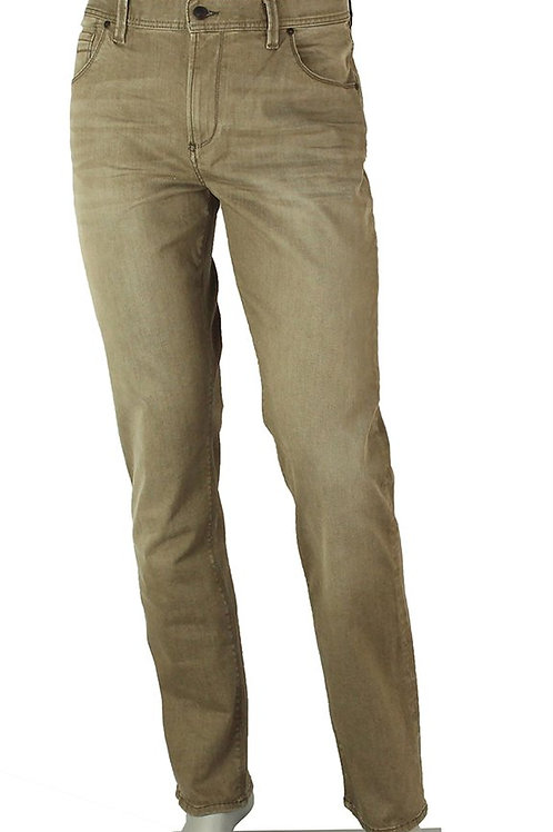 Alberto Super Stretch Denim in Camel