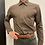 Thumbnail: Haupt Brown and Green Check Button-Up 7006/2370