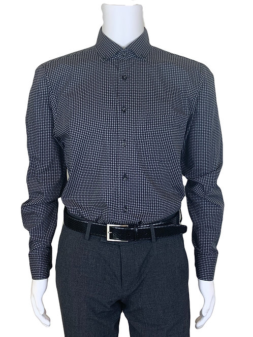 Haupt Black with Detailed Dots 3410