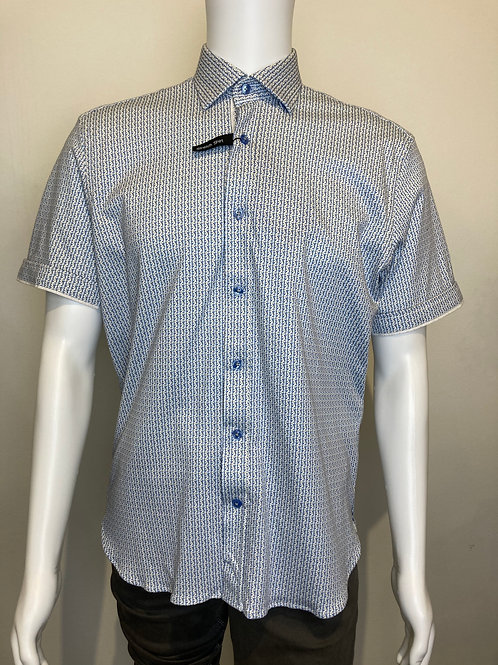 Max Colton Stretch Jersey Short-Sleeved Shirt 44114