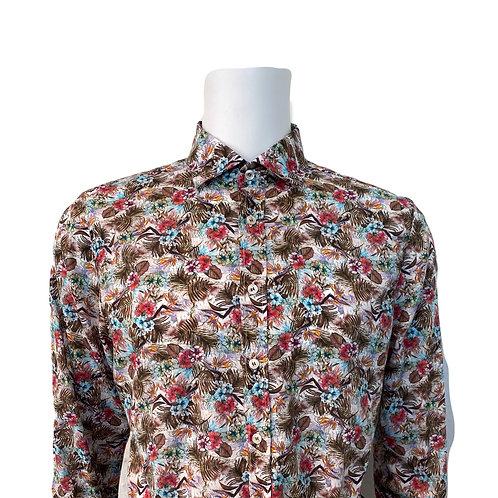Haupt Floral Dress Shirt 9448