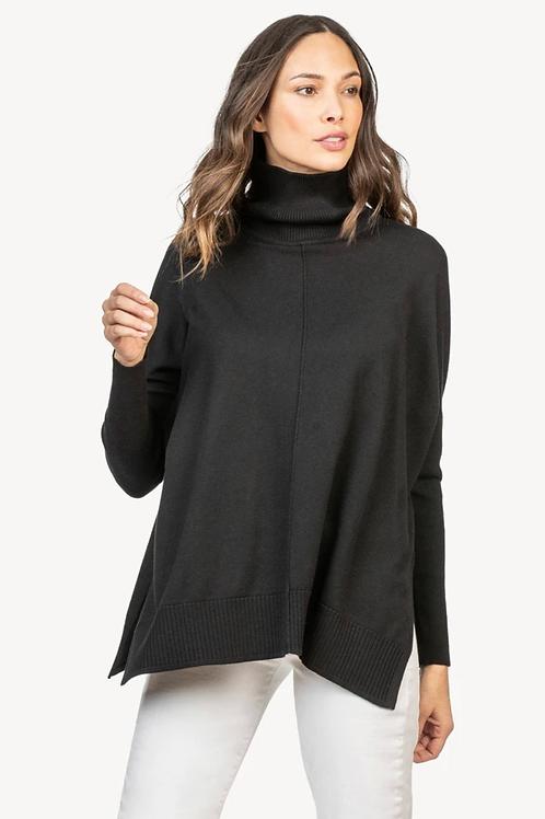 Lilla P Oversized Turtleneck Sweater PA1202
