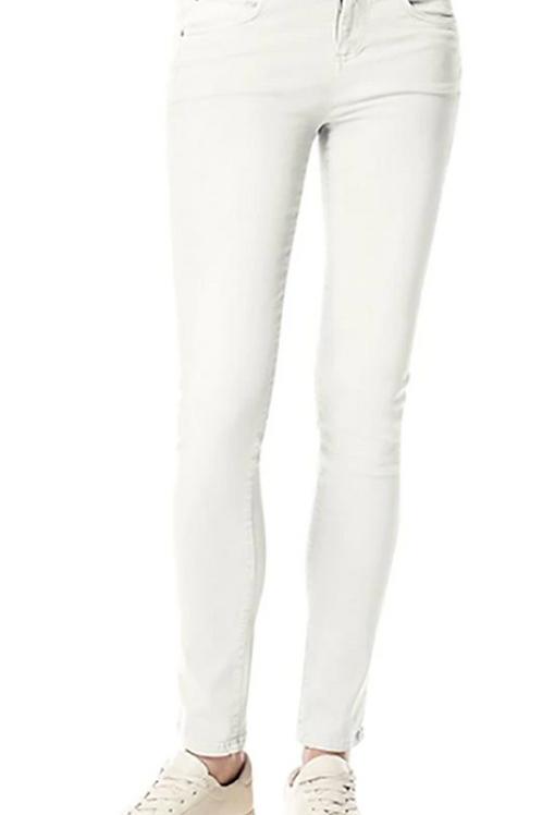 Ecru Martin Pant in White 1234DD