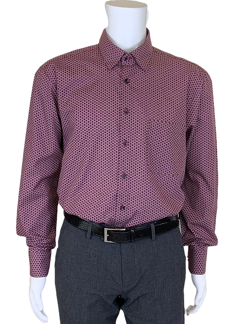 Haupt Red Dress Shirt 337