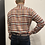 Thumbnail: Haupt Red and Grey Check Flannel 7032/2410
