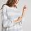 Thumbnail: Bella Dahl Bishop Sleeve Sweater B4741-C66-300