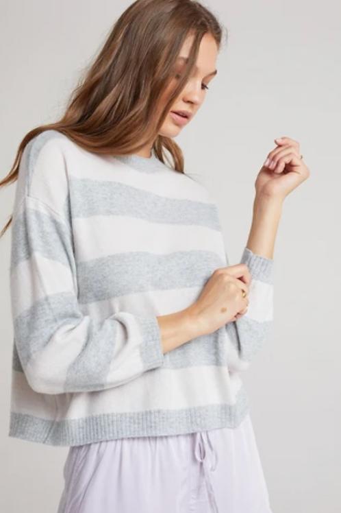 Bella Dahl Bishop Sleeve Sweater B4741-C66-300