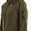 Thumbnail: Ilse Jacobsen Long Raincoat in Army RAIN37