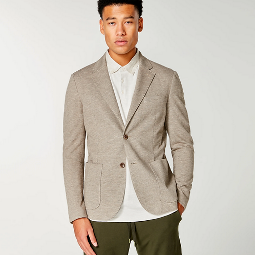 Good Man Twill Slub French Terry Soft Blazer G516-11