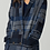 Thumbnail: Margaret O'Leary Double Breasted Plaid Jacket X12010