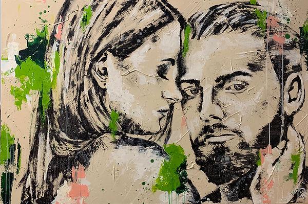 Portrait-Meli-Eddi-Malerei-Manufaktur