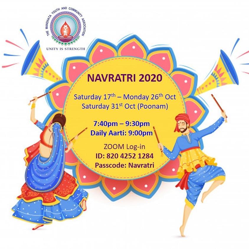 Navratri - Day 1