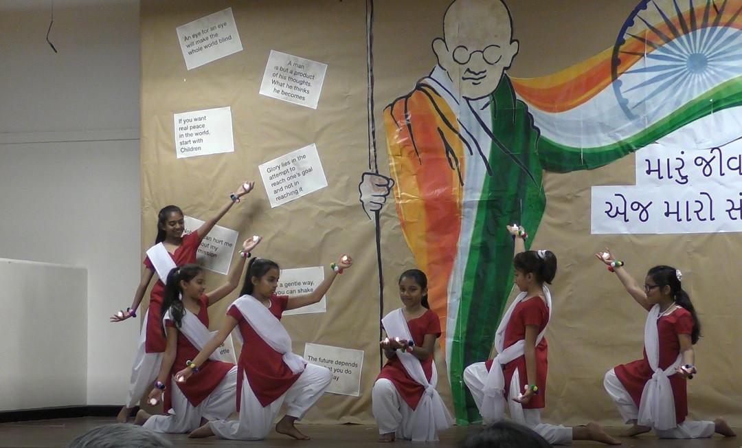 MYCA Wembley Gujarati School - Independance Day Show