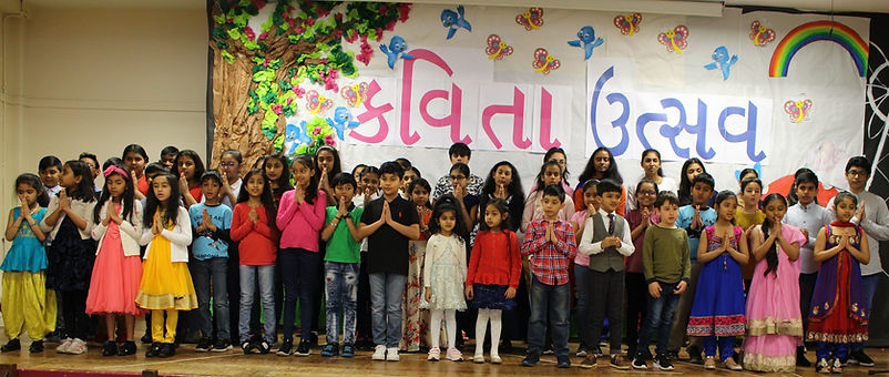 MYCA Wembley Gujarati School