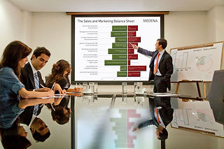 Medena - Revenue Growth, Sales Training