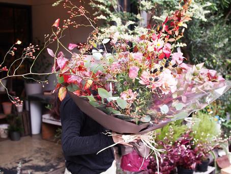 10月のお届け花