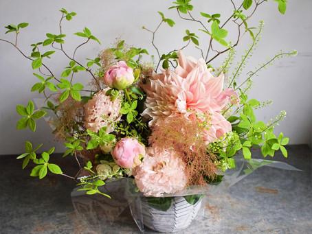 5月のお届け花