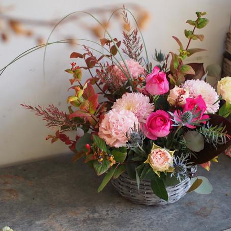 11月のお届け花