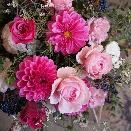 9月のお届け花