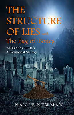 Ebook Cover for The Structure of Lies-pa