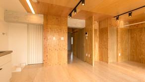 「居住者のライフコースに対応する二世帯同居方住宅」竣工しました