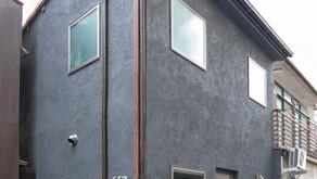 「耐震補強と環境調整を実現した狭小住宅」竣工しました