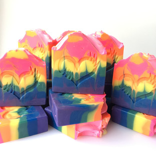 Tropical Vacation Soap