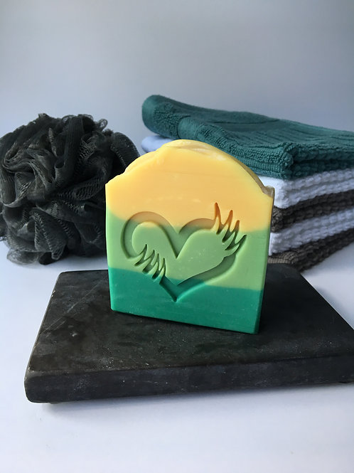 Amazing Avocado Soap