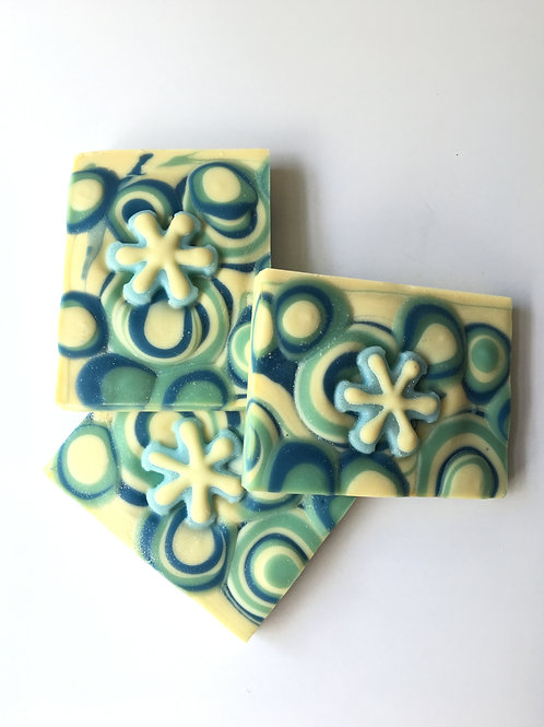 Snow Day Soap