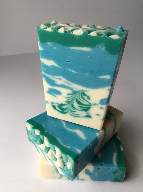 Windy Winter Soap