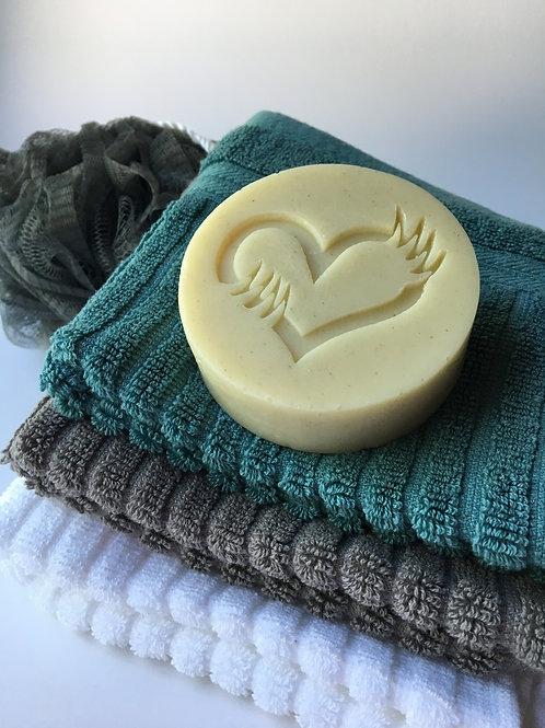 Envy Facial Soap with Green Sea Clay