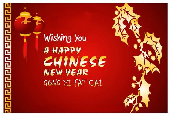 Celebrating Chinese New Year 2017
