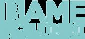 BAME logo new regular with strapline tra
