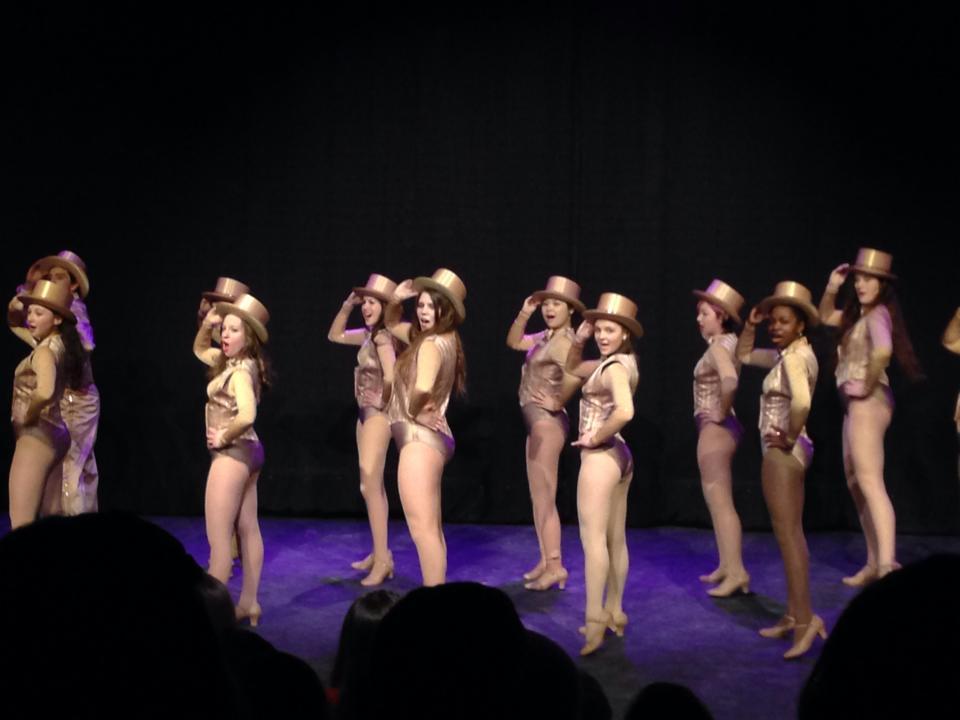 Diana: A Chorus Line