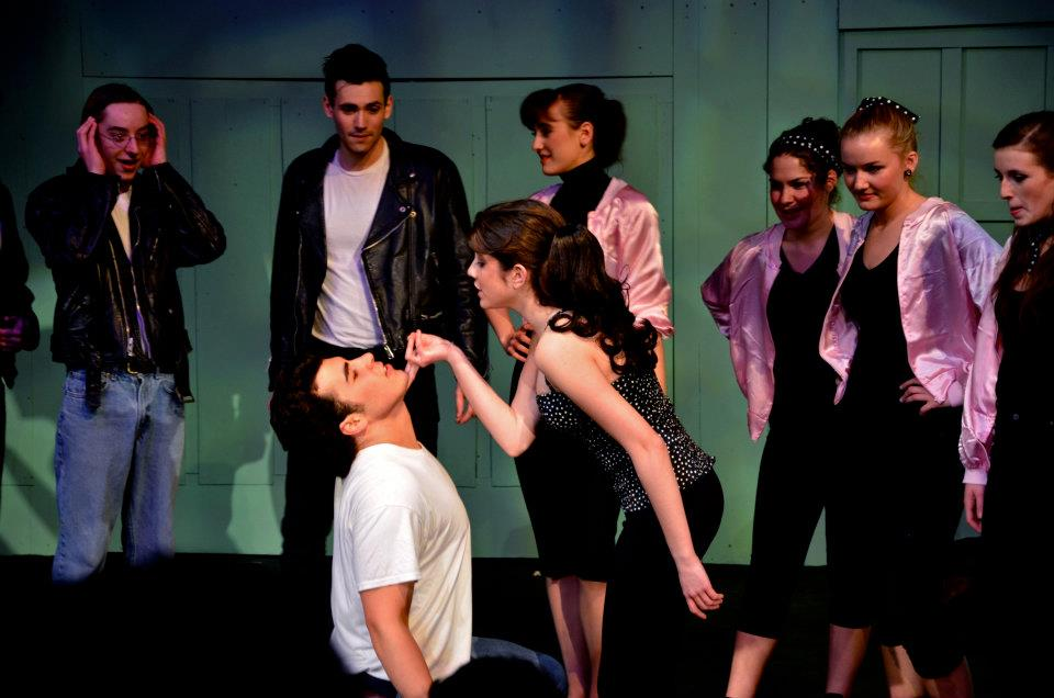 Sandy and Danny: Grease