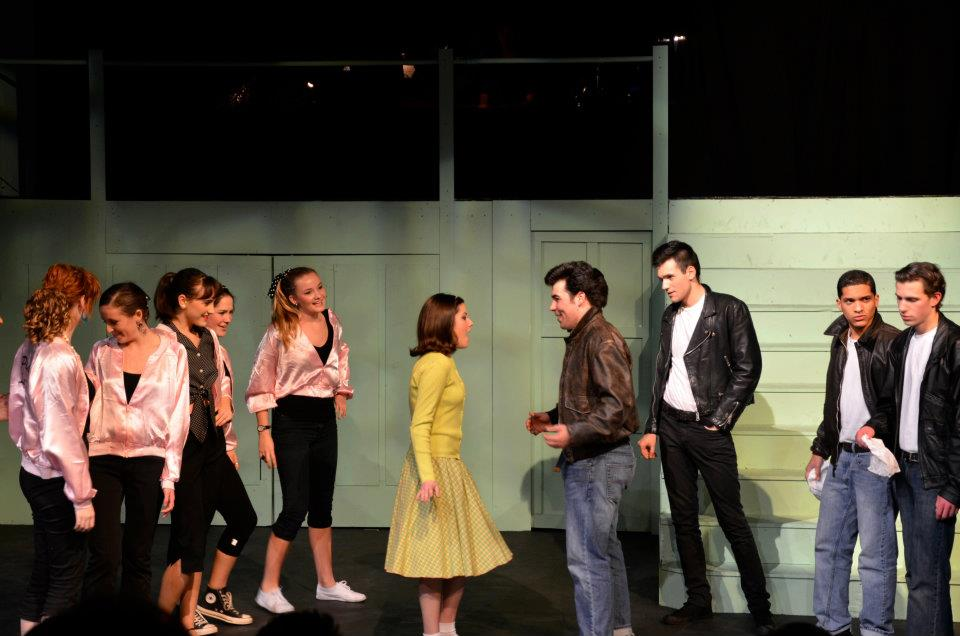 Sandy: Grease