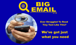 Big Email tile 21434521112313113