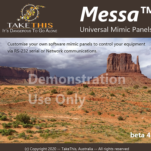 Messa Mimic Panels