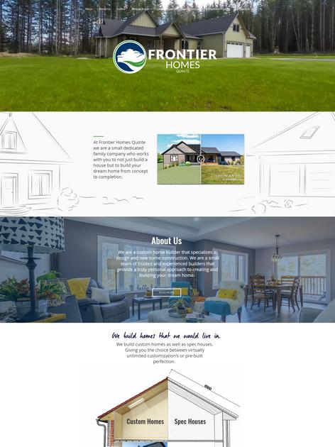 Frontier Homes